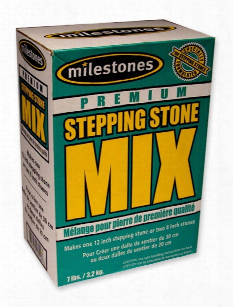 Premium Stepping Stone Mix 8 Lb. Box
