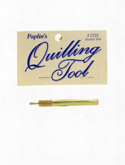 Quilling Tool 4 1 2 In. Long