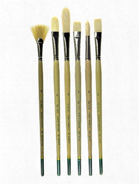 Signet Brushes 6 Flat 40f