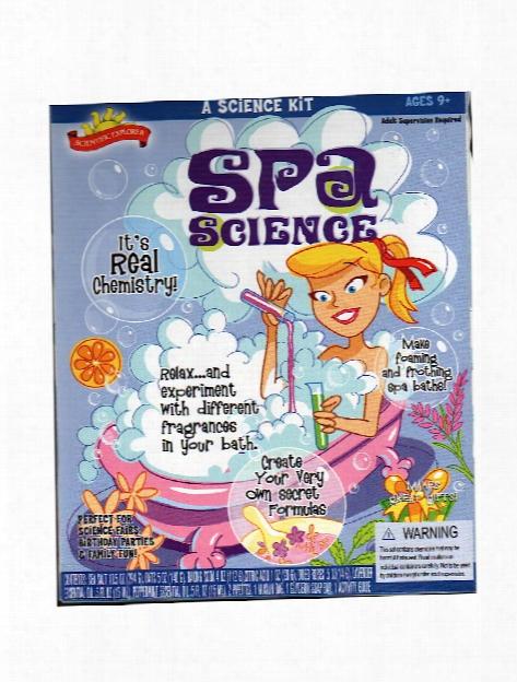 Spa Science Kit Each