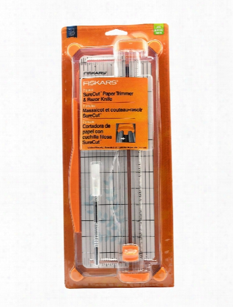 Surecut Personal Paper Trimmers Surecut Card Making Paper Trimmer 9 In. Each