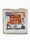 Air Dry Clays white 10 lb.