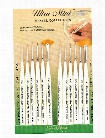 Ultra Mini Brush Sets set of 12 detail painting set