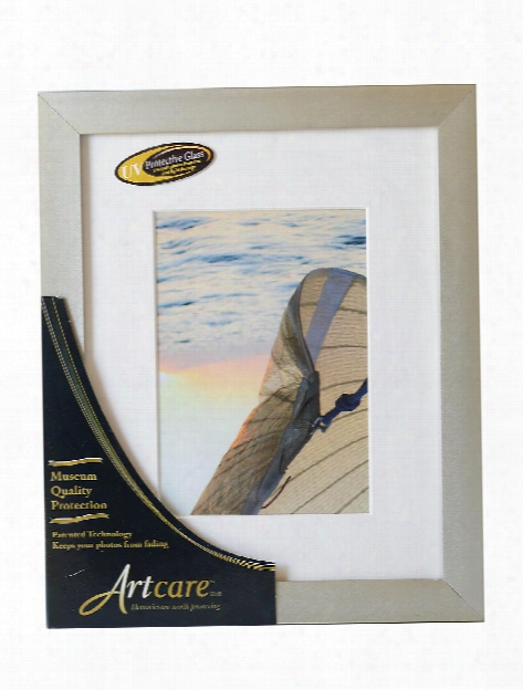 Tuscany Florentine Frames Silver 16 In. X 20 In. 11 In. X 14 In. Opening