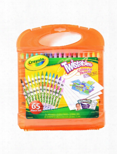 Twistables Colored Pencils Kit Each