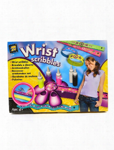 Wrist Scribbles Kit Each