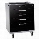 NewAge Performance Plus 2.0 Mobile Tool Cabinet in Glossy Black