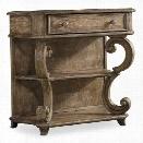 Hooker Furniture Solana 1-Drawer Nightstand in Light Oak