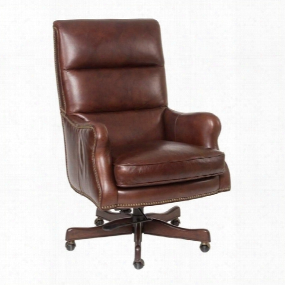 Hooker Furniture Seven Seas Executive Office Chair Inhalona Native