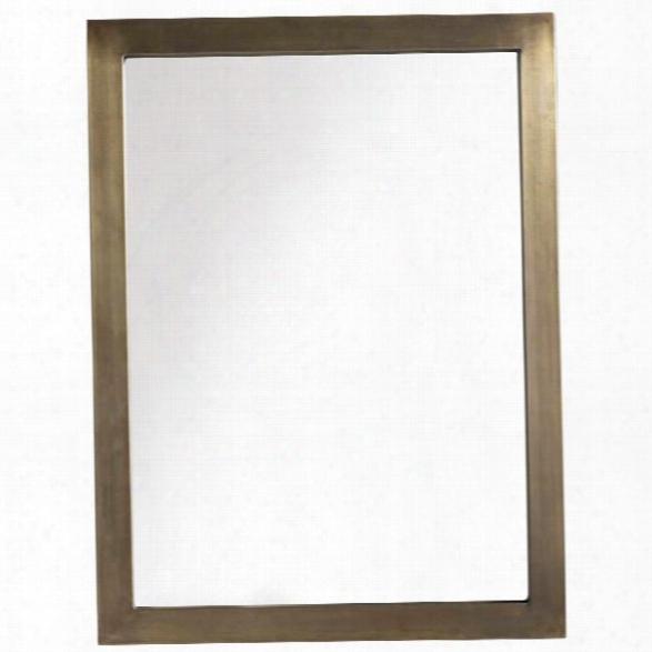 Hooker Furniture Transcend Mirror In Medium Wood