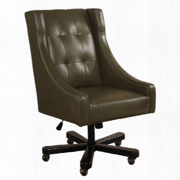 Abbyson Living Ryan Office Chair In Olive