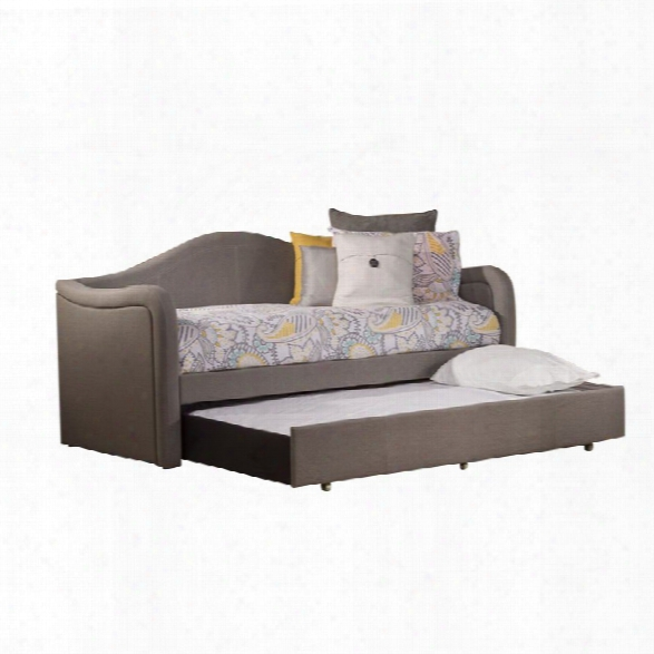 Hillsdale Porter Daybed With Trundle Unit In Brown