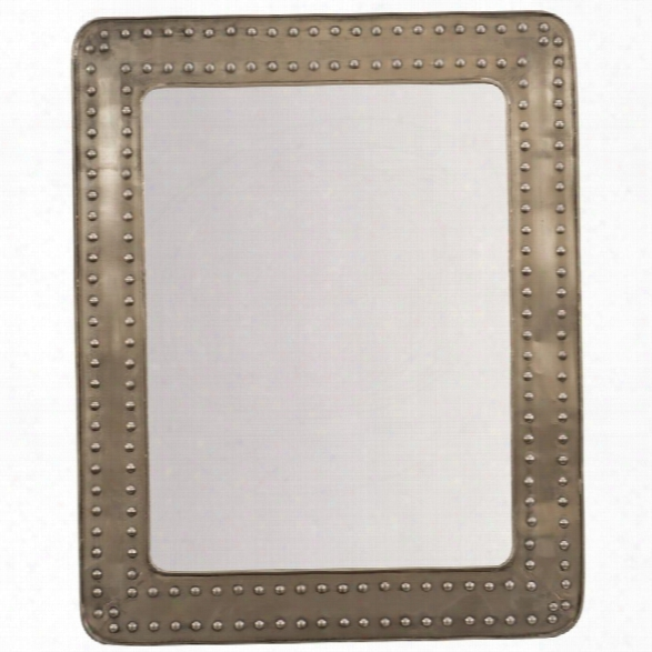 Hooker Furniture L'usine Mirror In Silver