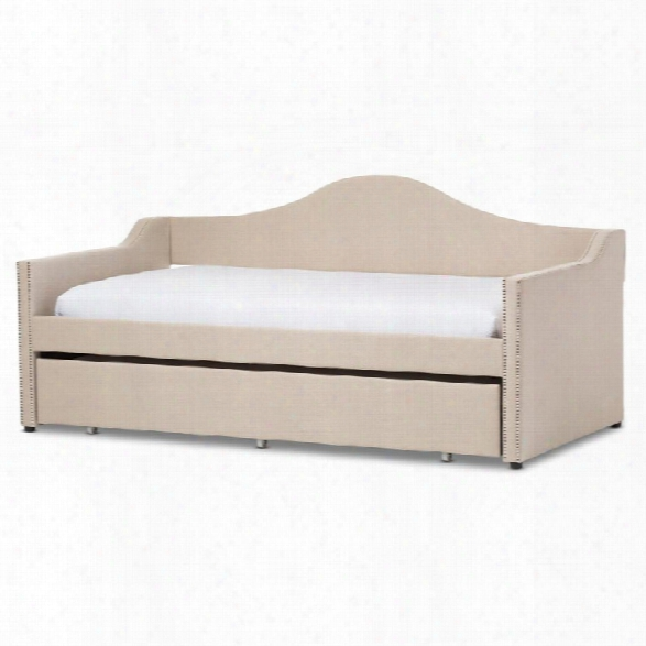 Prime Twin Daybed In Beige
