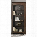 Liberty Furniture Chateau Valley 5 Shelf Bunching Bookcase in Cherry