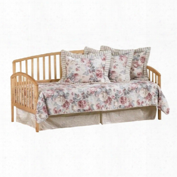Hillsdale Carolina Country Wood Daybed In Pine Finish-without Roll-out Trundle