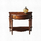 Butler Specialty Masterpiece Console Table in Nutmeg