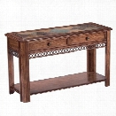 Magnussen Madison Wood Sofa Table