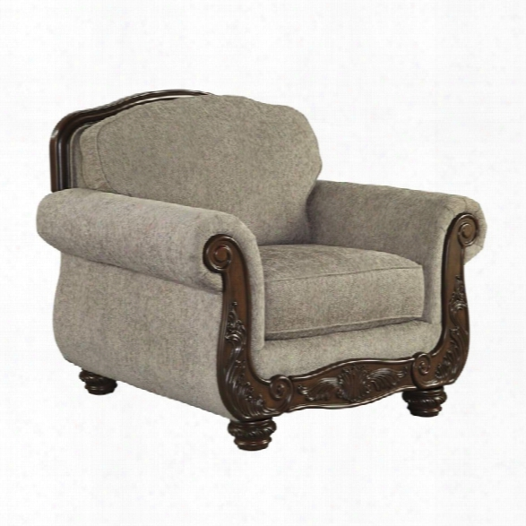 Ashley Cecilyn Chair In Cocoa