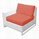 TKC Miami Right Arm Patio Chair in Orange