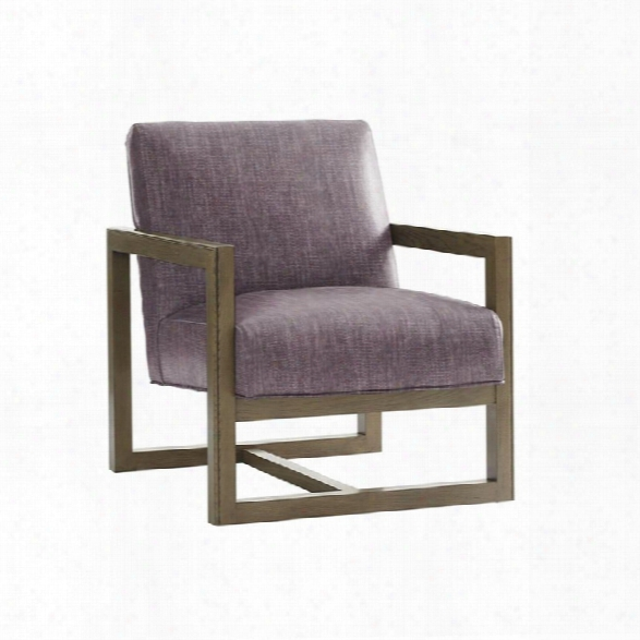 Lexington Shadow Play Harrison Chair In Plain Gray