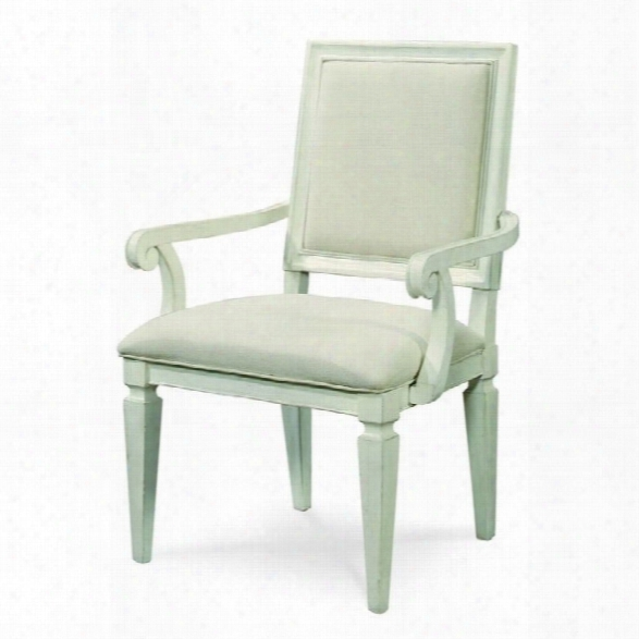 Universal Furniture Summer Hill Woven Accent Arm Chair In Cotton