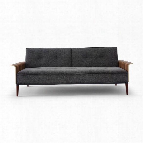 Aeon Furniture Roxy Futon In Charcoal