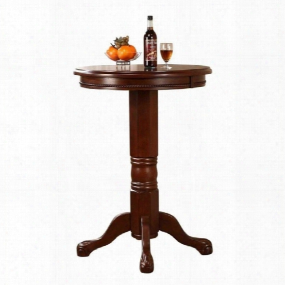 American Heritage Billiards Larosa Pub Table In Cherry
