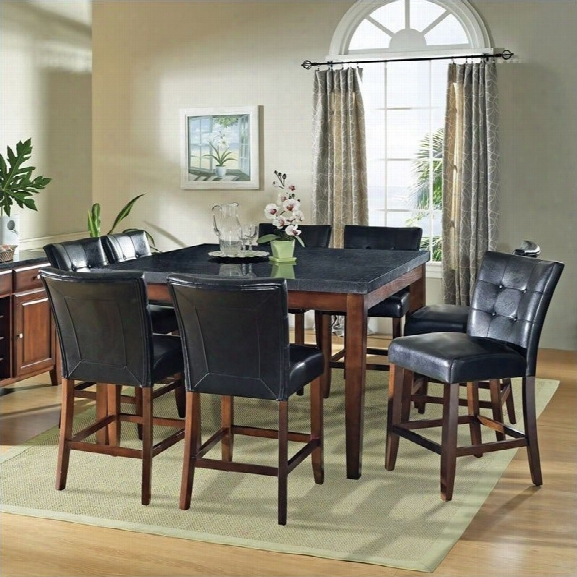 Steve Silver Company Bello 7 Piece Counter Height Dining Set