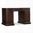 Hooker Furniture South Park Knee-hole Desk in Dark Walnut