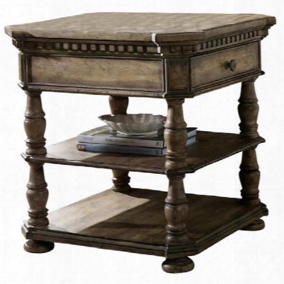 Hooker Furniture Sorella End Table