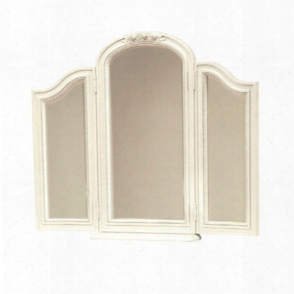 Smartstuff Gabriella Dressing Mirror In Lace