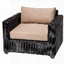 TKC Venice Patio Wicker Club Chair