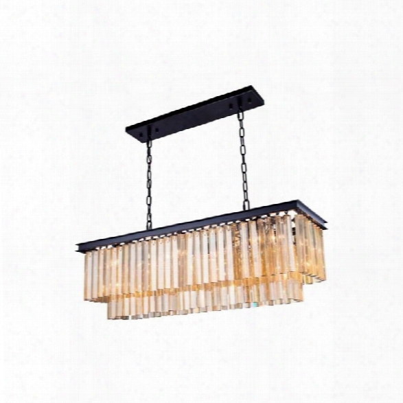 Elegant Lighting Sydney 40 12 Light Royal Crystal Chandelier