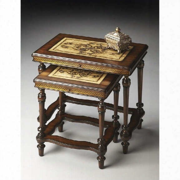 Butler Specialty Heritage Nesting Tables
