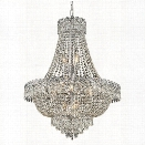 Elegant Lighting Century 24 12 Light Elegant Crystal Chandelier