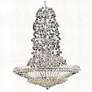Elegant Lighting Sirius 48 43 Light Spectra Crystal Chandelier