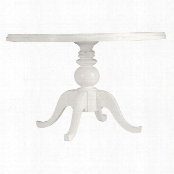 Stanley Coastal Living Retreat Round Pedestal Dining Table