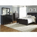 Liberty Furniture Hamilton III 4 Piece Queen Sleigh Bedroom Set