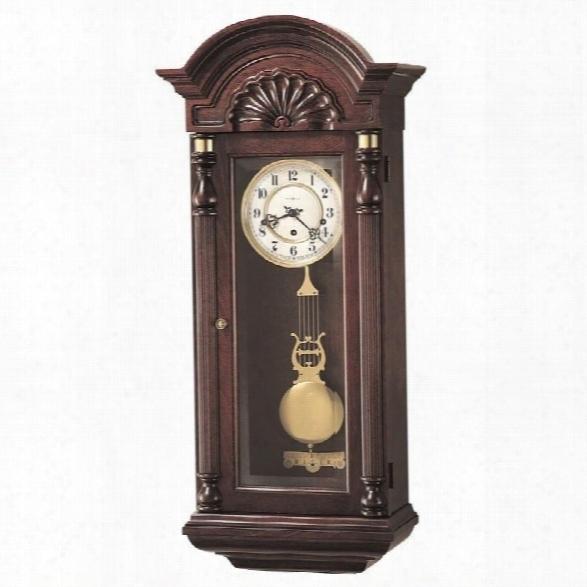 Howard Miller Jennison Key Wound Wall Clock