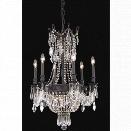 Elegant Lighting Esperanza 22 9 Light Spectra Crystal Chandelier