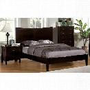 Furniture of America Ruggend 3 Piece Storage King Bedroom Set in Beige