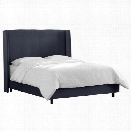 Skyline Furniture Bed in Lazuli Blue-Full