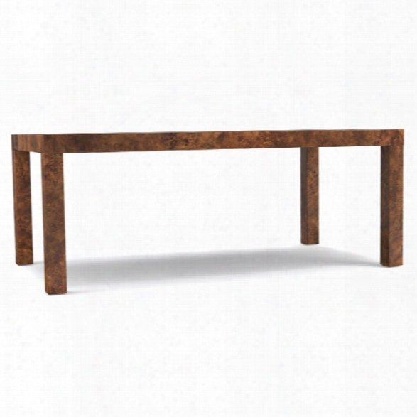 Hooker Furniture Cynthia Rowley Long Board Extendable Dining Table