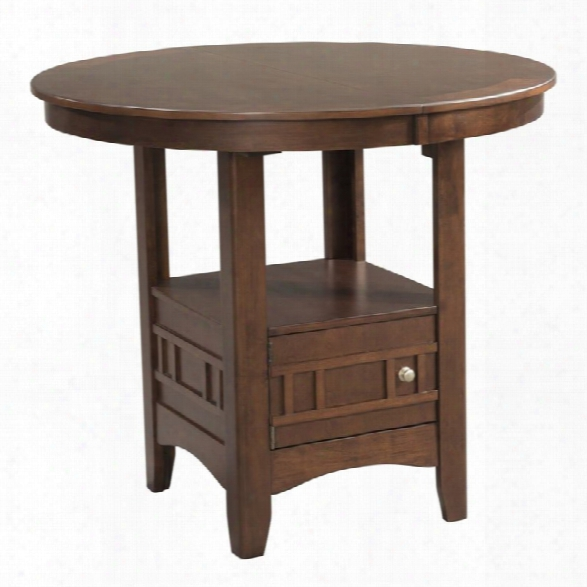 Picket House Furnishings Sam Extendable Counter Height Dining Table