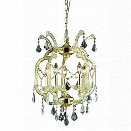 Elegant Lighting Maria Theresa 16 5 Light Elements Crystal Chandelier