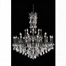 Elegant Lighting Rosalia 48 32 Light Elements Crystal Chandelier