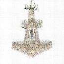Elegant Lighting Victoria 32 18 Light Royal Crystal Chandelier