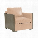Lexington Shadow Play Delshire Chair in Textured Plain Yellow Gold