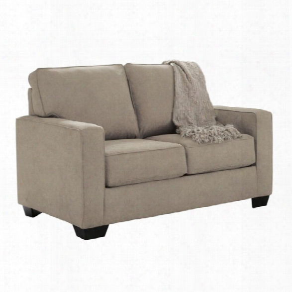 Ashley Zeb Twin Sleeper Sofa In Quartz